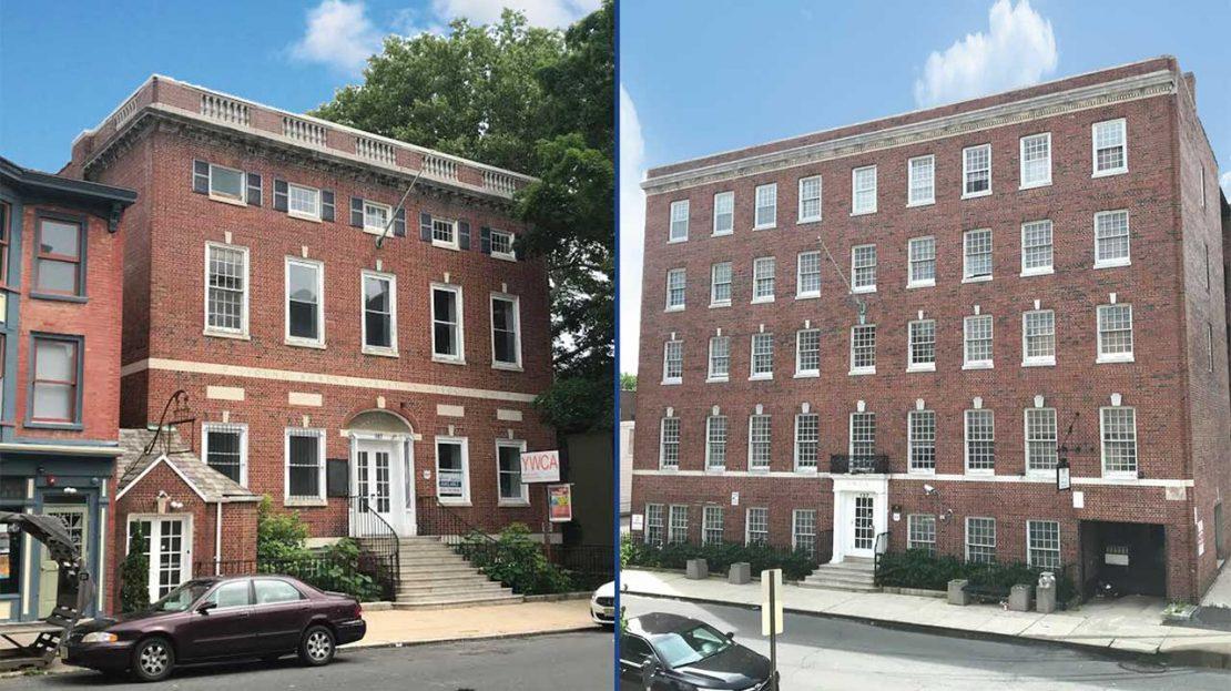 127 Academy and 140 East Hanover St