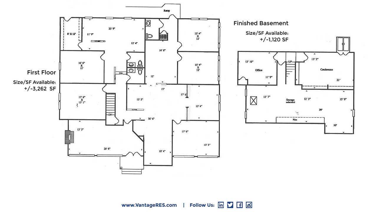 1310 North Kings Highway Floorplan