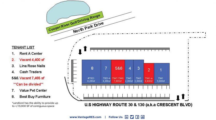 Airport Plaza Floorplan
