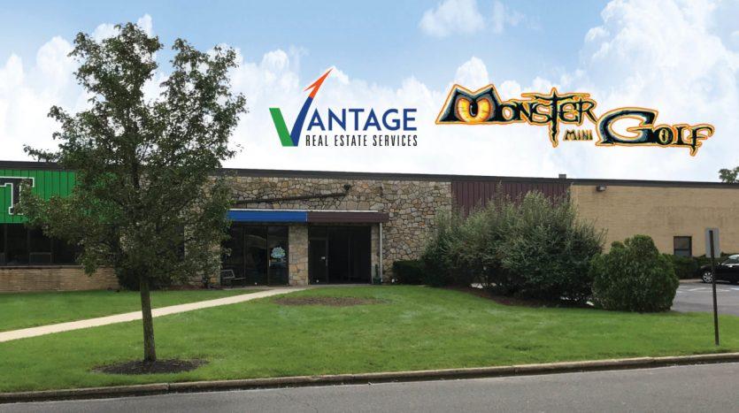 Vantage RES represents Monster Mini Golf