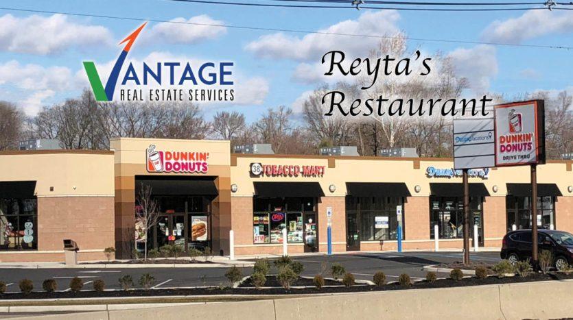 Reyta's Restaurant - Vantage RES