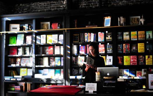 Retail Bookstore