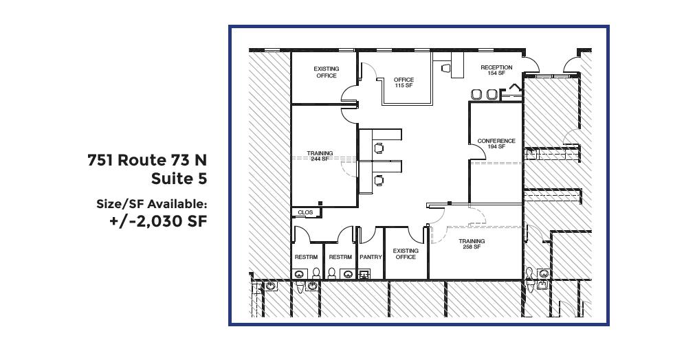 Atriums Floor Plan