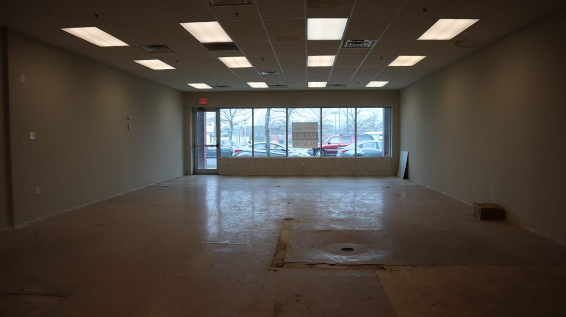 Vantage Commercial Empty Space 300 Campbell Drive 5