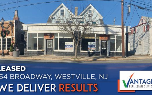 Vantage RES 154 Broadway Westville Leased
