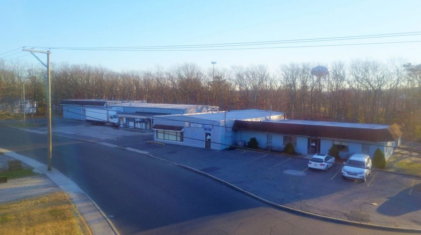 Industrial Building in Somers Point Vantage Commercial